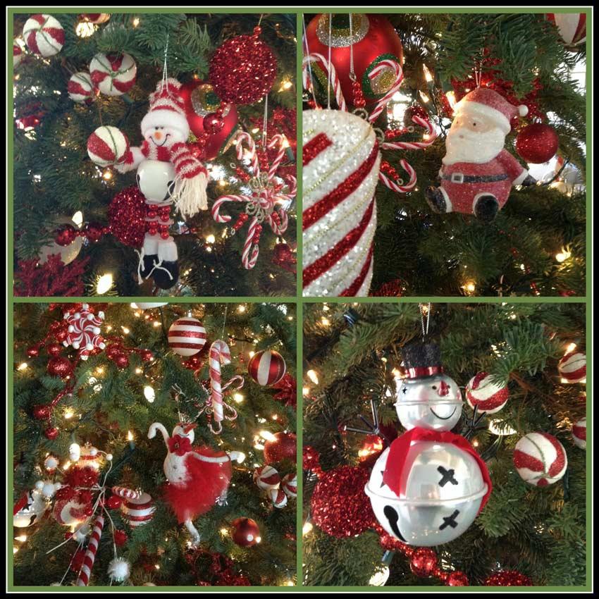 Ideas para decorar el rbol de navidad mi rbol en el - Adornos navidenos 2014 ...