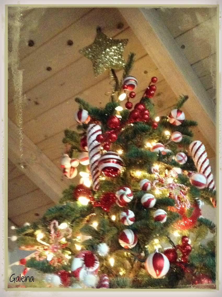 Navidad-Christmas-Arbol-Navideño-estrella-del-arbol