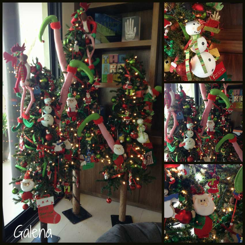 Navidad-Christmas-Decoracion-Arbol-Navideño-triada-de-arbolitos-infantiles
