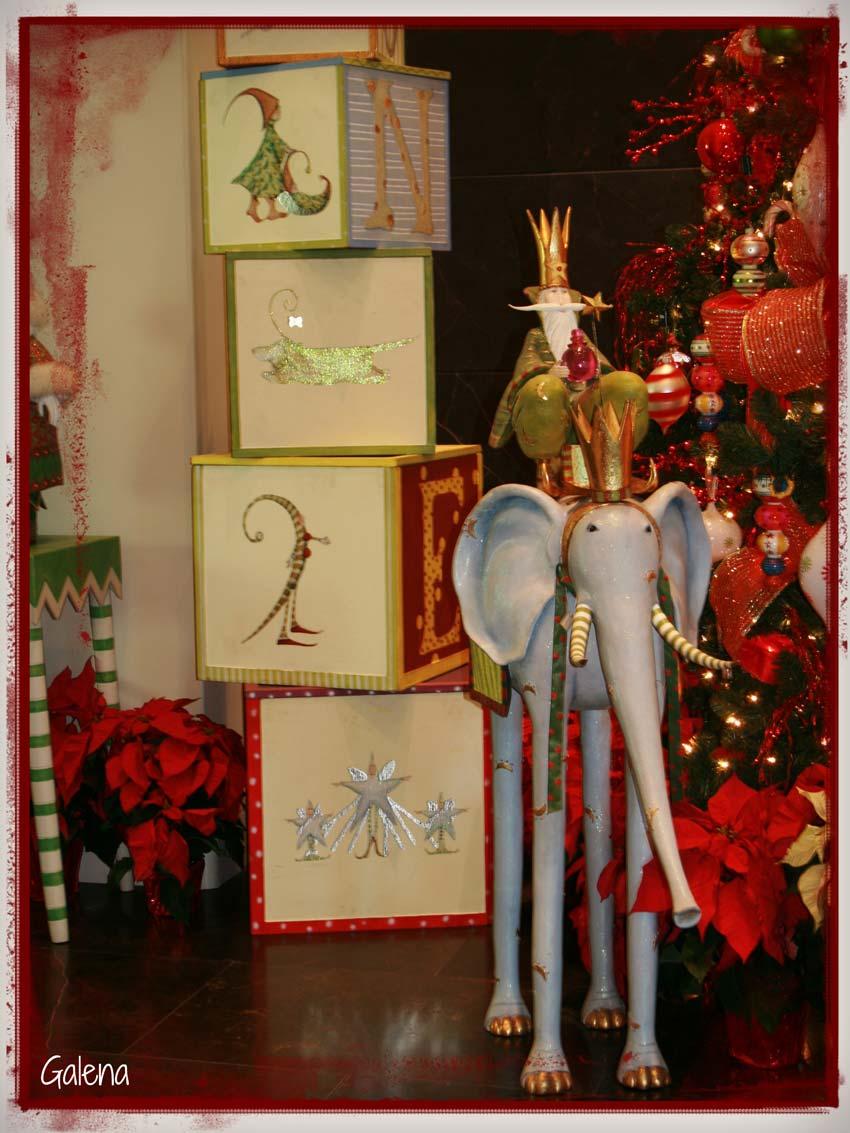 Navidad-Christmas-Decoracion-Navideña-Detalles-Elefante