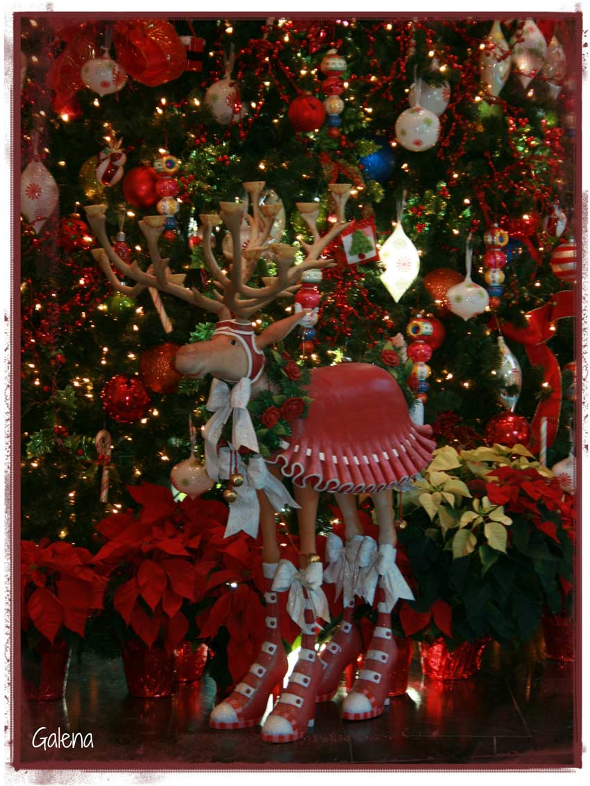 Navidad-Christmas-Decoracion-Navideña-Detalles-Venadita
