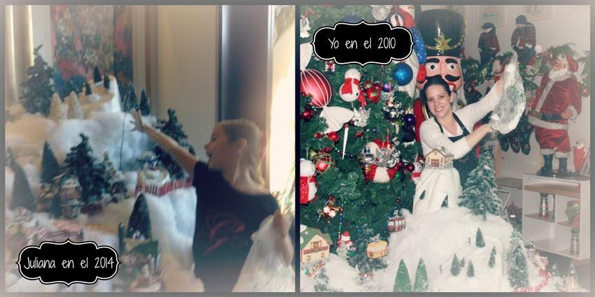 Navidad-Christmas-Decoracion-Navideña-nevando-el-pueblito-coca-cola