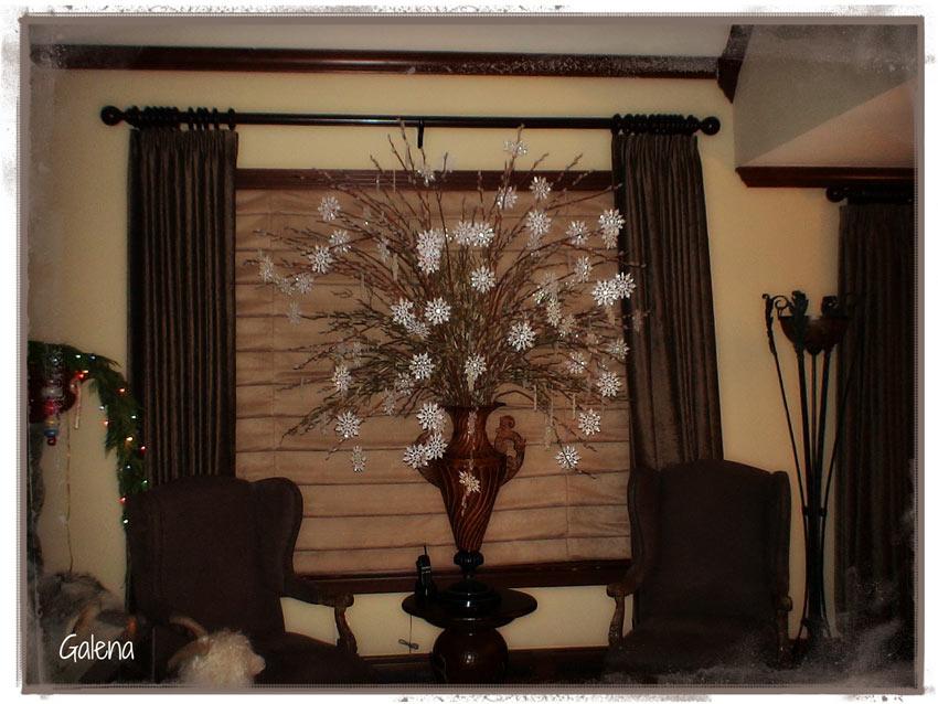 Navidad-Christmas-Decoracion-Navideña-snowflake-tree-vail