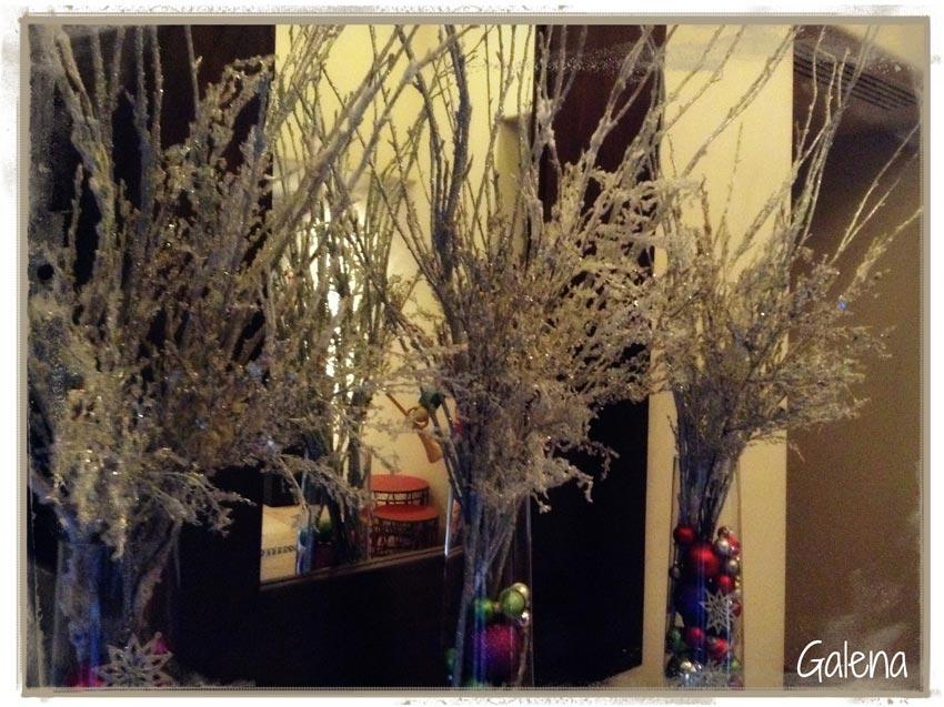 Navidad-Christmas-Decoracion-navideña-cilindros-con-esferas-navideñas-1