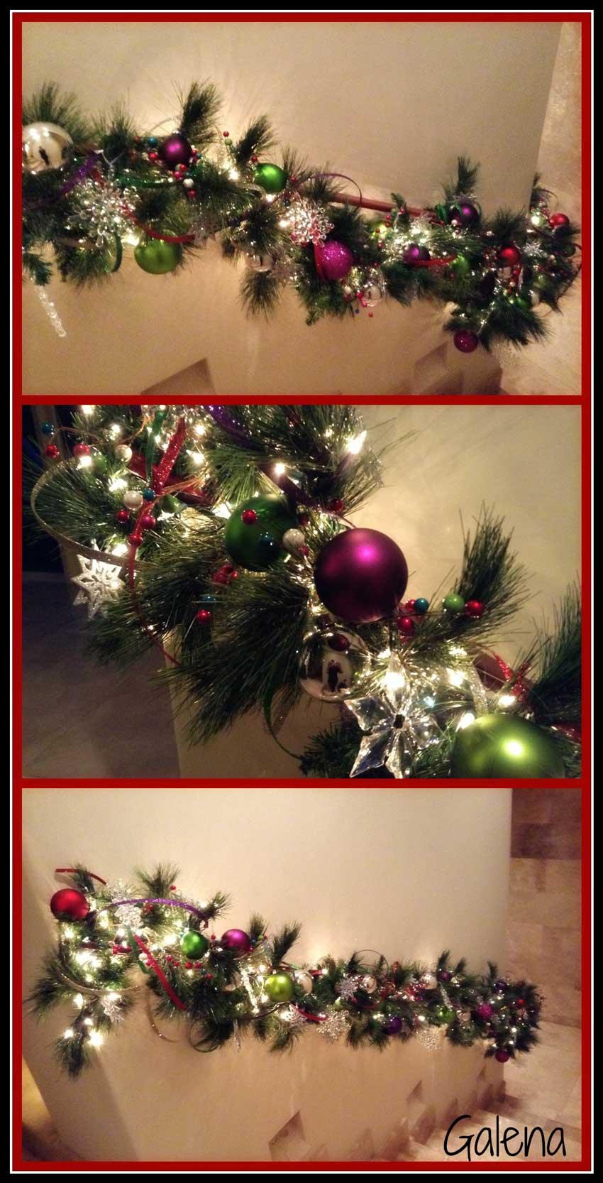 Navidad-Christmas-Decoracion-navideña-guirnalda-navideña-escaleras-collage-1