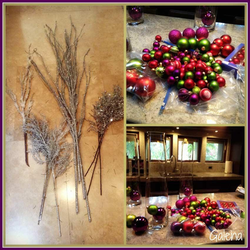 Navidad-Christmas-Decoracion-navideña-material-esferas