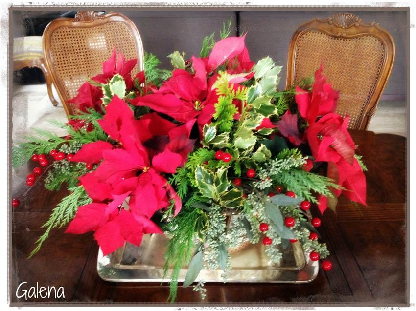 Navidad-Christmas-Nochebuenas--arreglo-de-flores-de-nochebuena