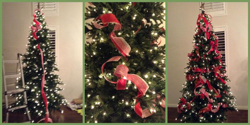 Navidad-Christmas-arbol-navideño-acomodo-de-listones-en-el-árbol-de-navidad