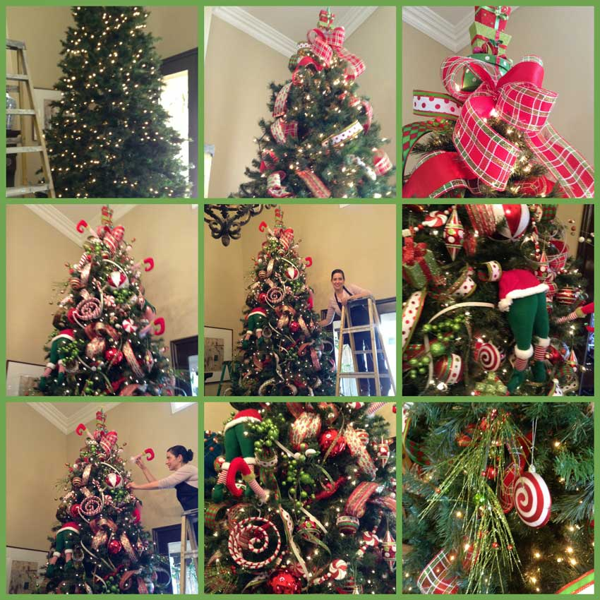Ideas para decorar el rbol de navidad el rbol de los for Ideas para christmas de navidad