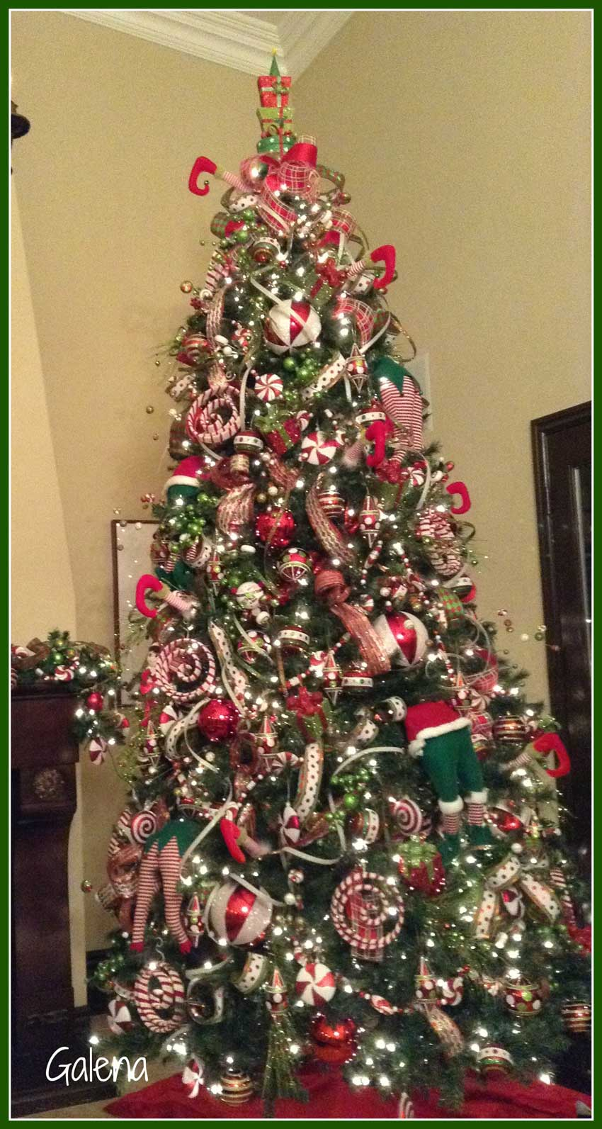 Ideas para decorar el rbol de navidad el rbol de los for Articulos de decoracion para navidad