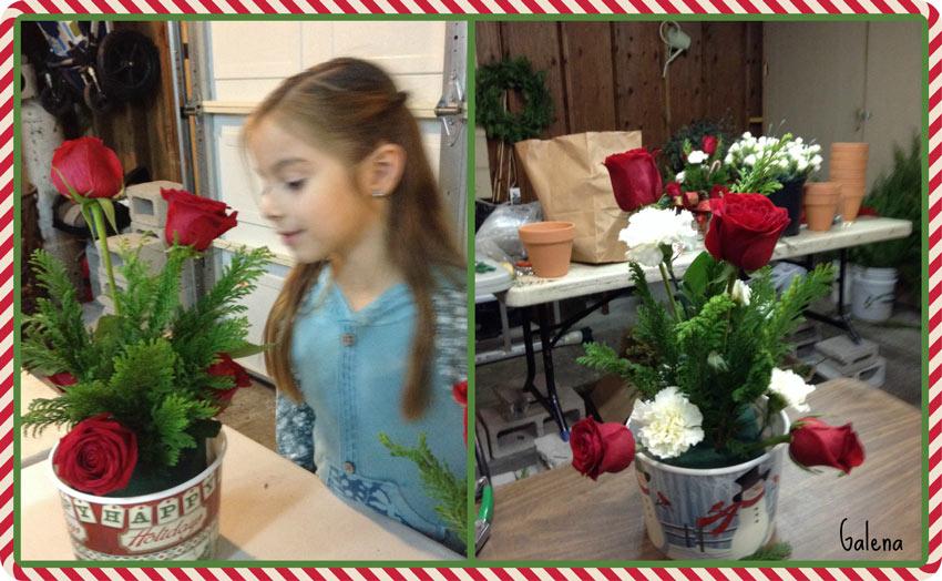 Navidad-Christmas-arreglo-navideño-acomodamos-el-clavel-y-pino