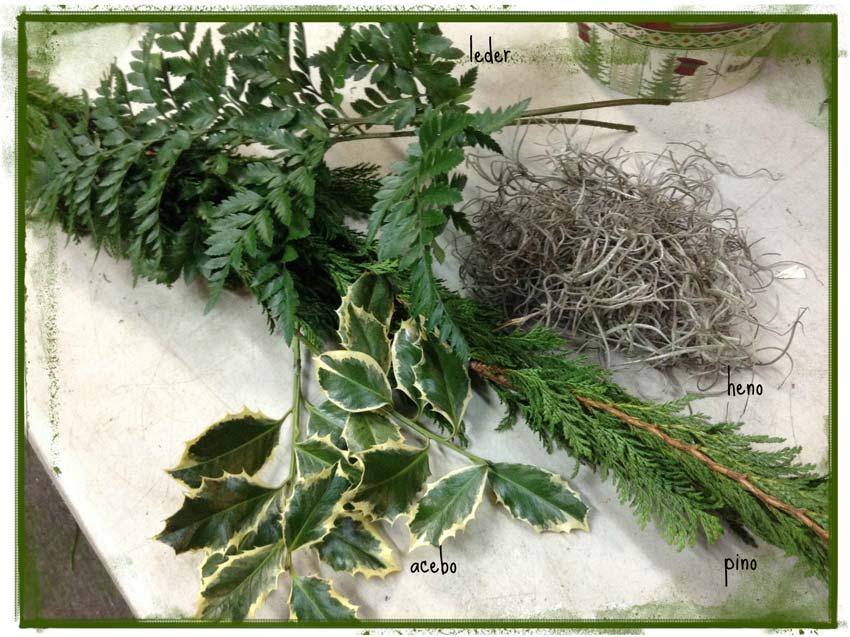 Navidad-Christmas-arreglo-navideño-material-para-arreglo-floral