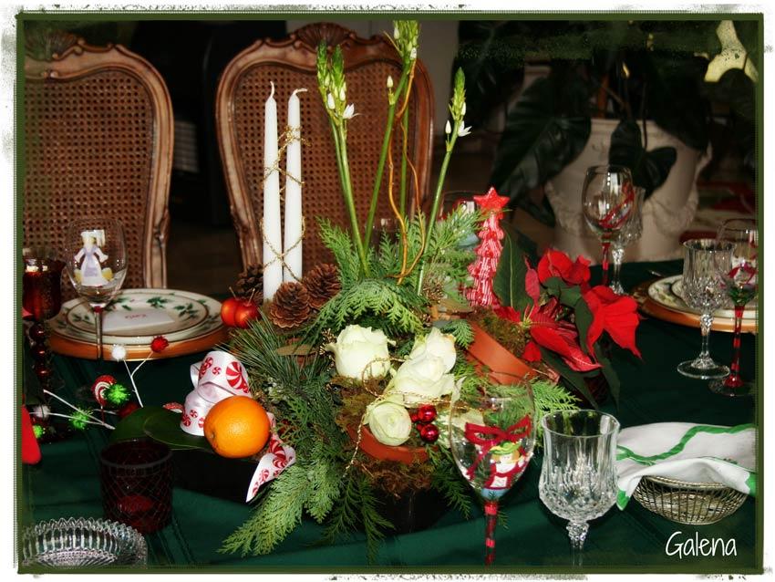 Centros de mesa navide os imujer ideas centro de mesa - Manualidades centros de mesa ...