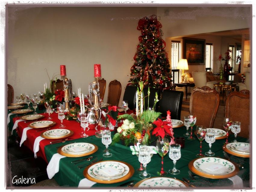 Navidad-Christmas-centro-de-mesa-mesa-navideña