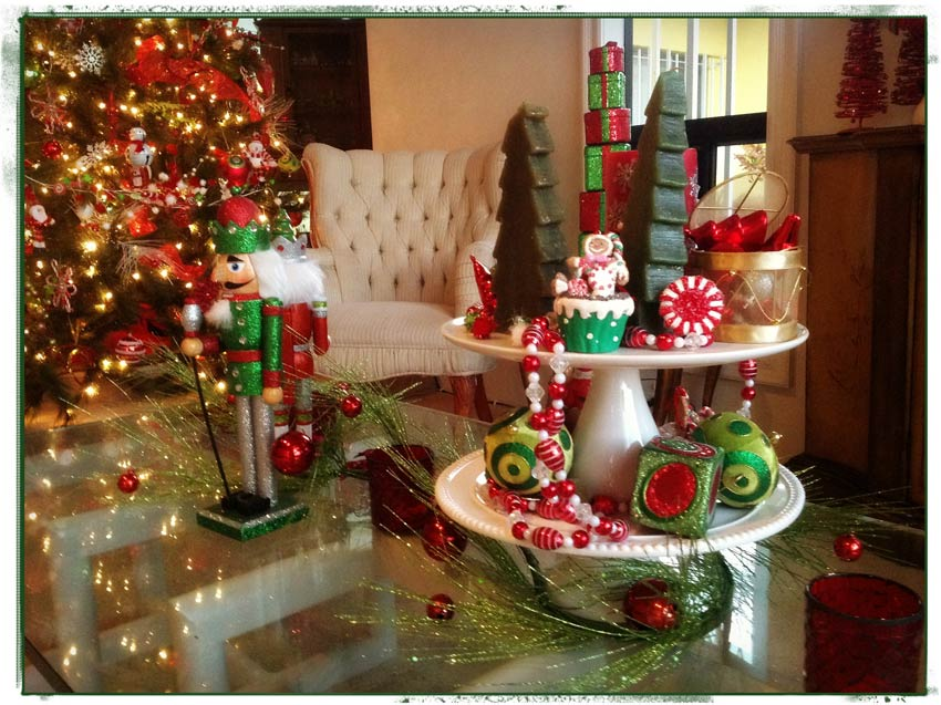 Navidad-Christmas-decoracion-navideña-detalles-mesa-sala-2