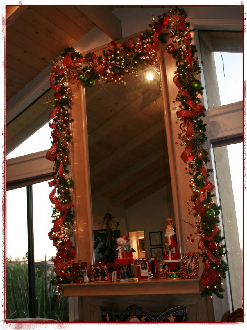 Decoraci n navide a prepar ndonos para recibir la for Fotos decoracion navidad