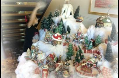 el pueblito navideño
