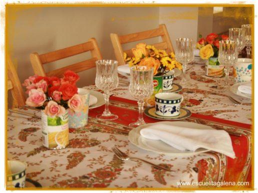 decorando-con-latas-y-flores