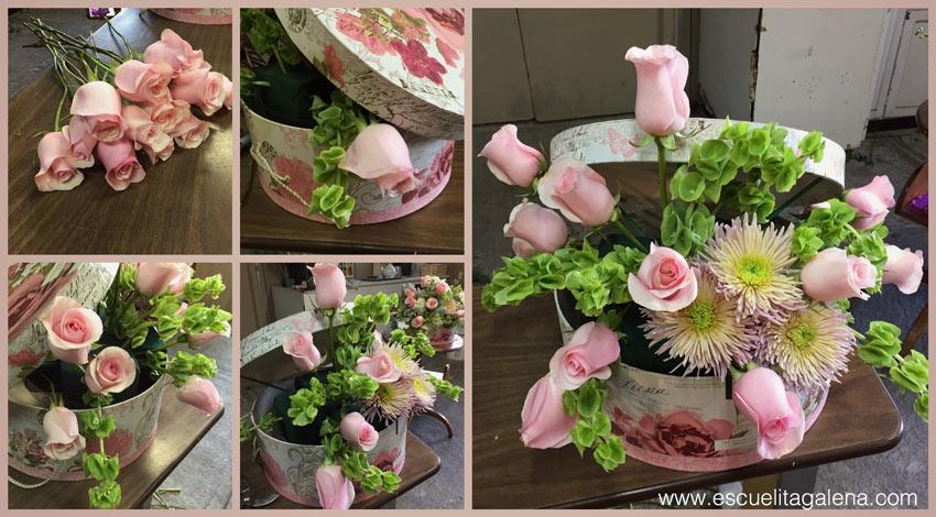 rosas-en-arreglo-de-flores-vintage