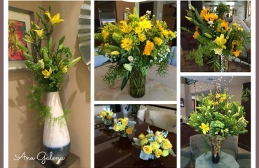 decorando-con-flores-color-amarillo