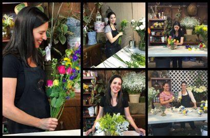 como hacer arreglos de flores