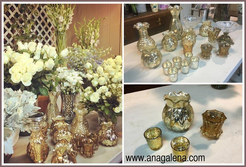 vidrio-de-mercurio-y-flores-centro-de-mesa-decoracion
