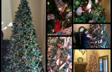 Navidad 2015 ana galena - Como decorar el arbol de navidad 2015 ...