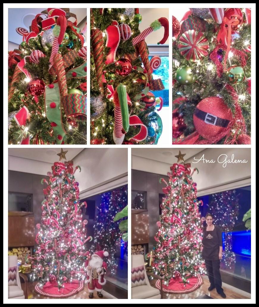 decoracion arbol de navidad