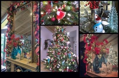 decorando para navidad 2015
