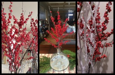 ilexberries decoration