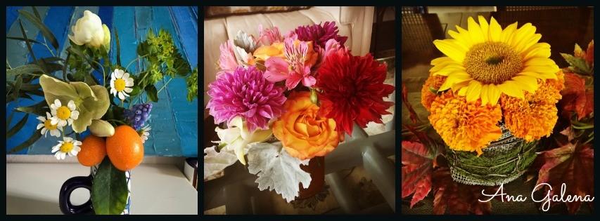 ideas para decorar con flores naturales detalles