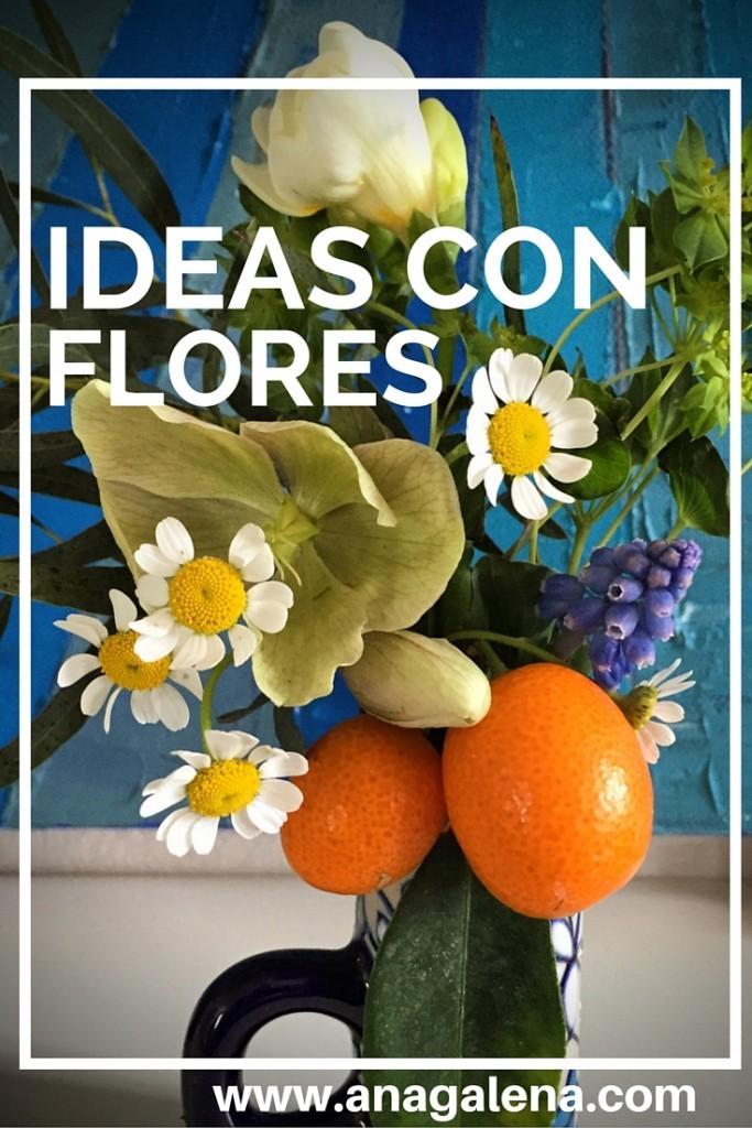 ideas para decorar con flores naturales tu vida