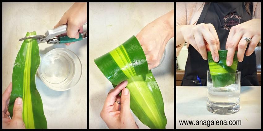 como-hacer-arreglos-de-flores-cilindro-con-hoja-envuelta