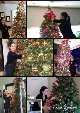 como poner el arbol de navidad