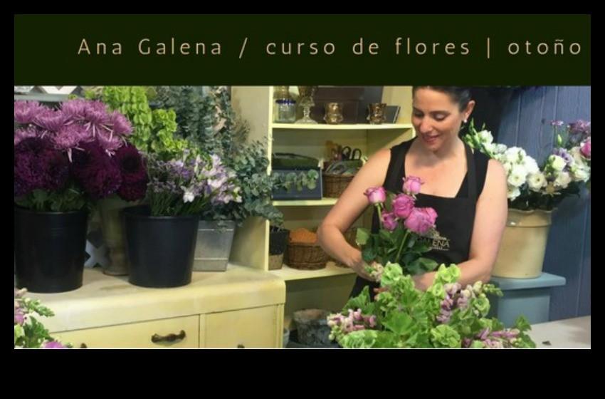 cursos de flores