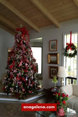 arbol-de-navidad-tradicional-en-rojo-con-blanco-y-verde