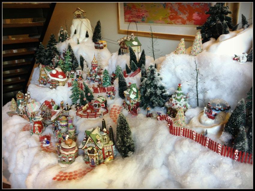 Navidad-Christmas-Decoracion-Navideña-el-pueblito-coca-cola-en-las-montañas