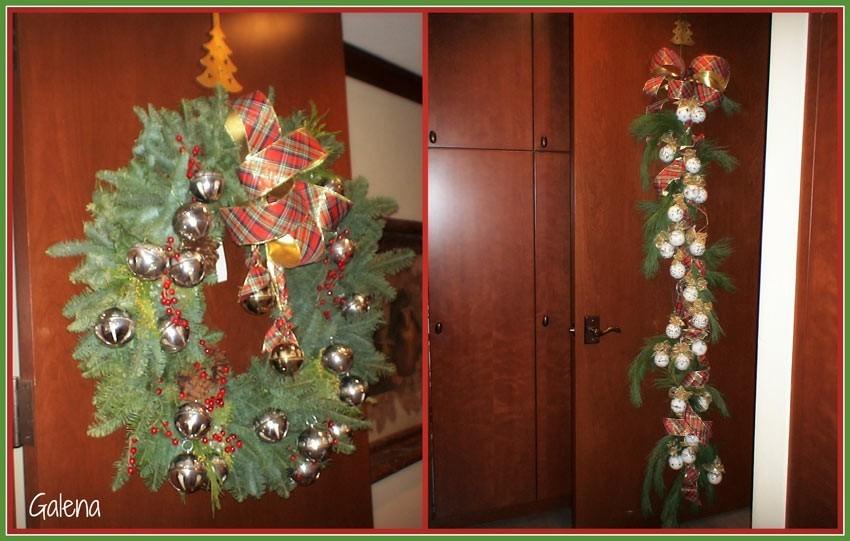Navidad-Christmas-Decoracion-Navideña-la-puerta-navideña-vail