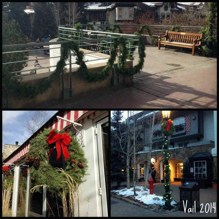 Navidad christmas decoracion navide a vail 2014 ana galena - Decoracion navidena 2014 ...