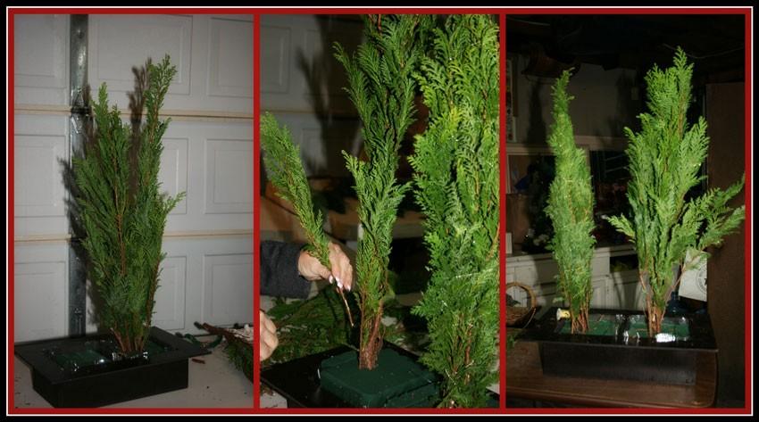 Navidad-Christmas-arreglo-navideño-cipres-1