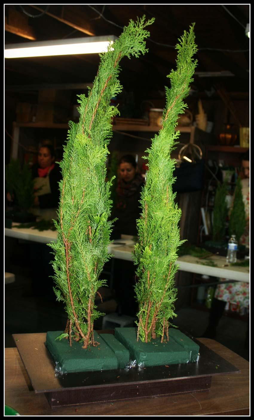 Navidad-Christmas-arreglo-navideño-cipres-2