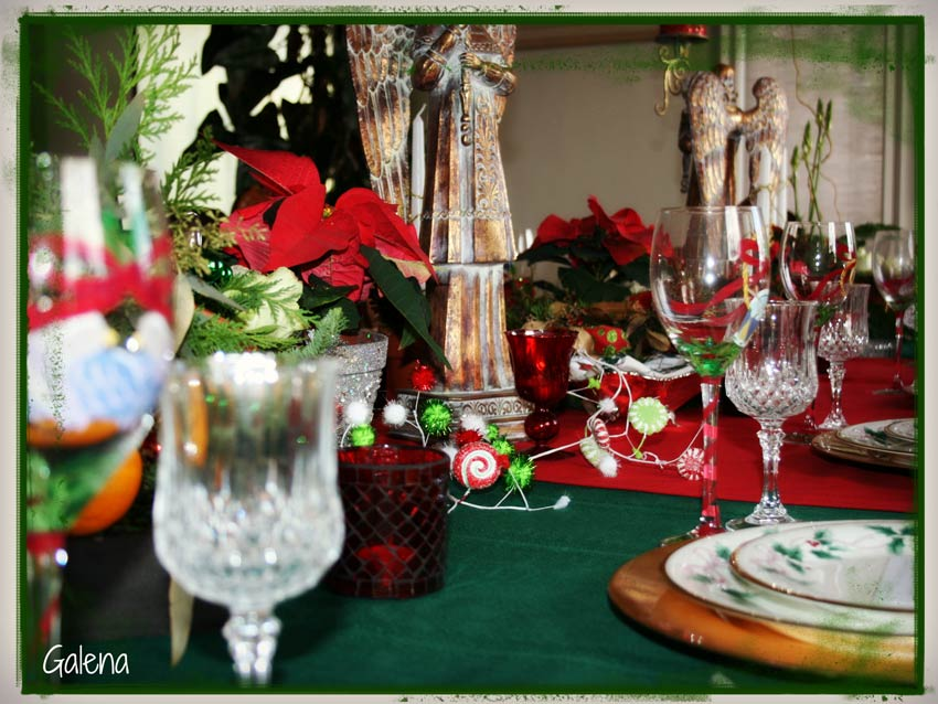 Navidad christmas centro de mesa detalles navide os 2 - Youtube centros de mesa navidenos ...
