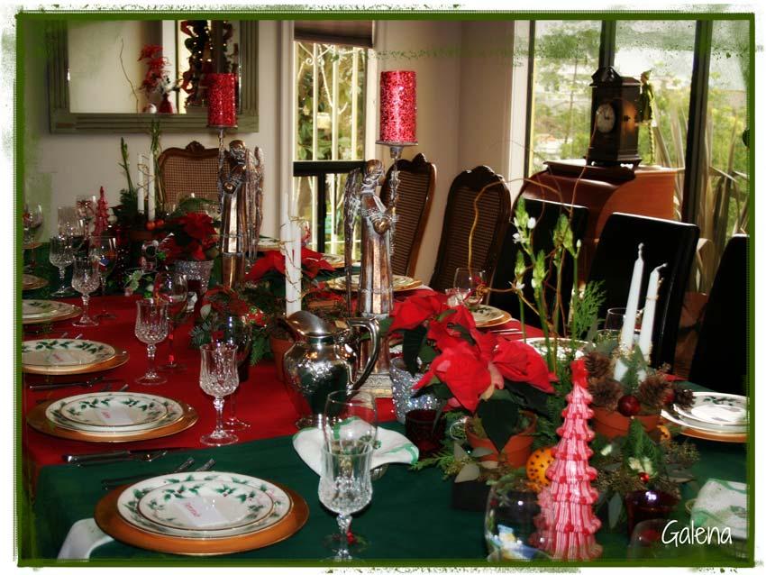 Navidad-Christmas-centro-de-mesa-la-mesa-puesta