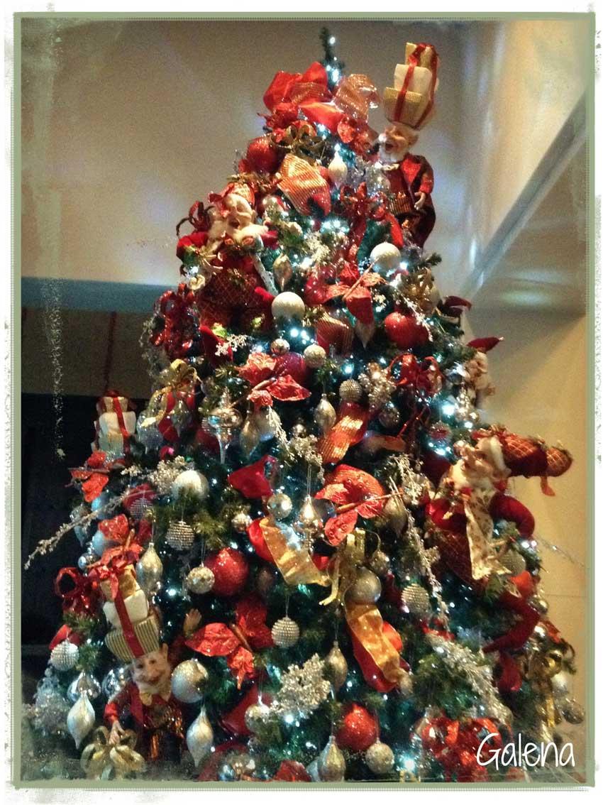 Navidad-Christmas-el-arbol-de-los-elfos