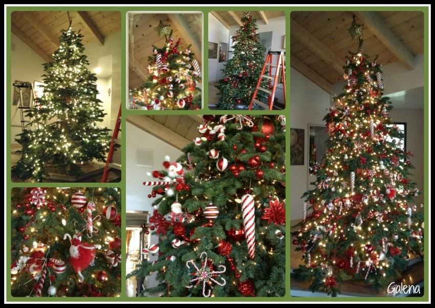 Ideas para decorar el rbol de navidad mi rbol en el for Adornos para arbol de navidad 2016