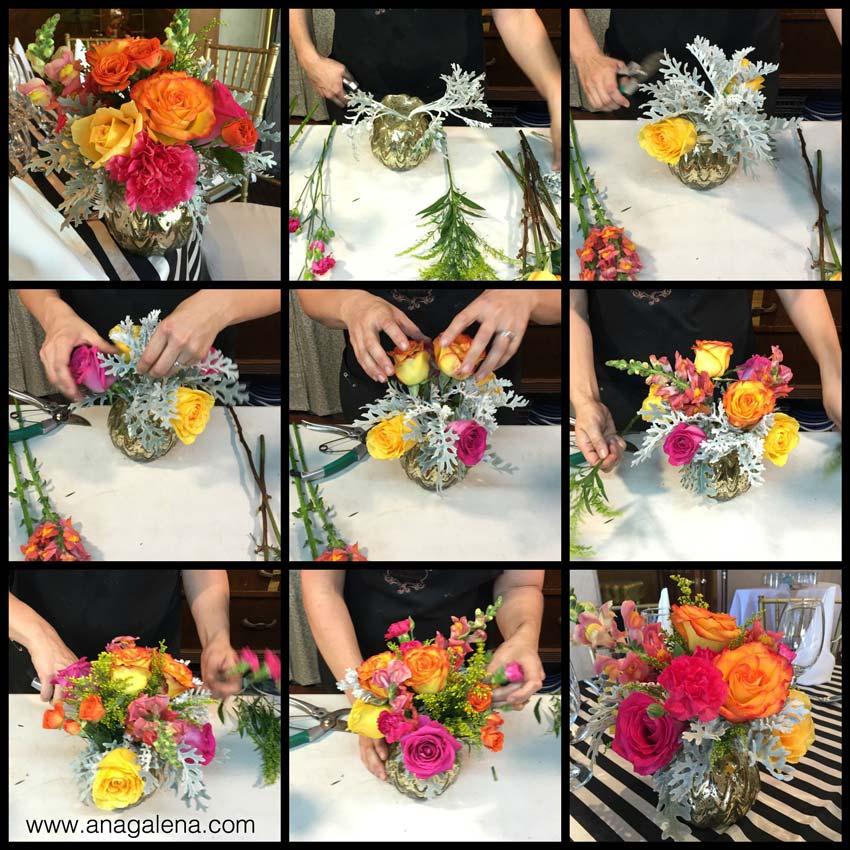 como-hacer-un-arreglo-de-flores-retro-y-colorido