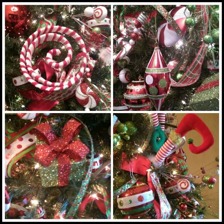 accesorios del arbol de navidad
