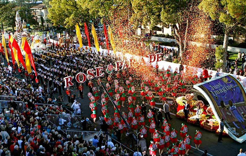 Portada Rose Parade