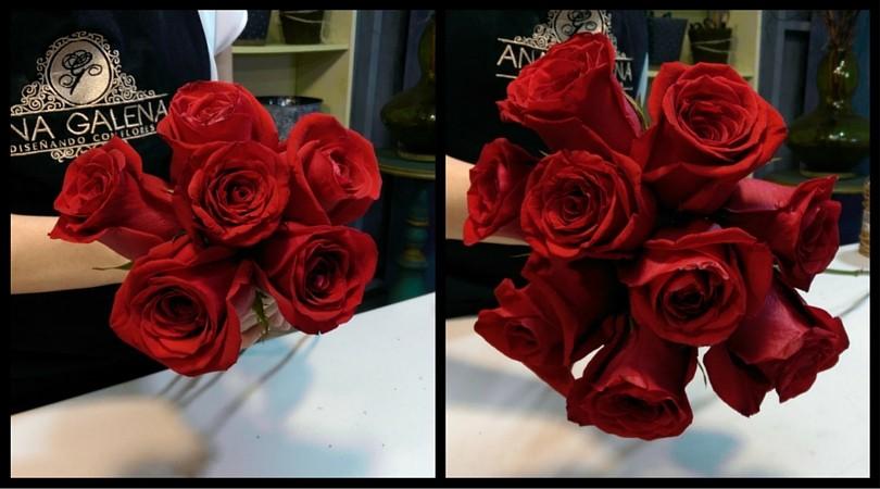 ramo de rosas como hacerlo