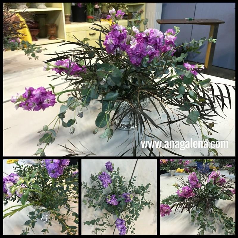 como hacer arreglos de flores paso por paso